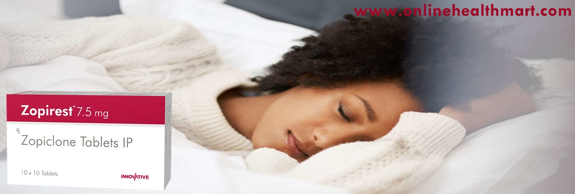 zopiclone for sleep banner